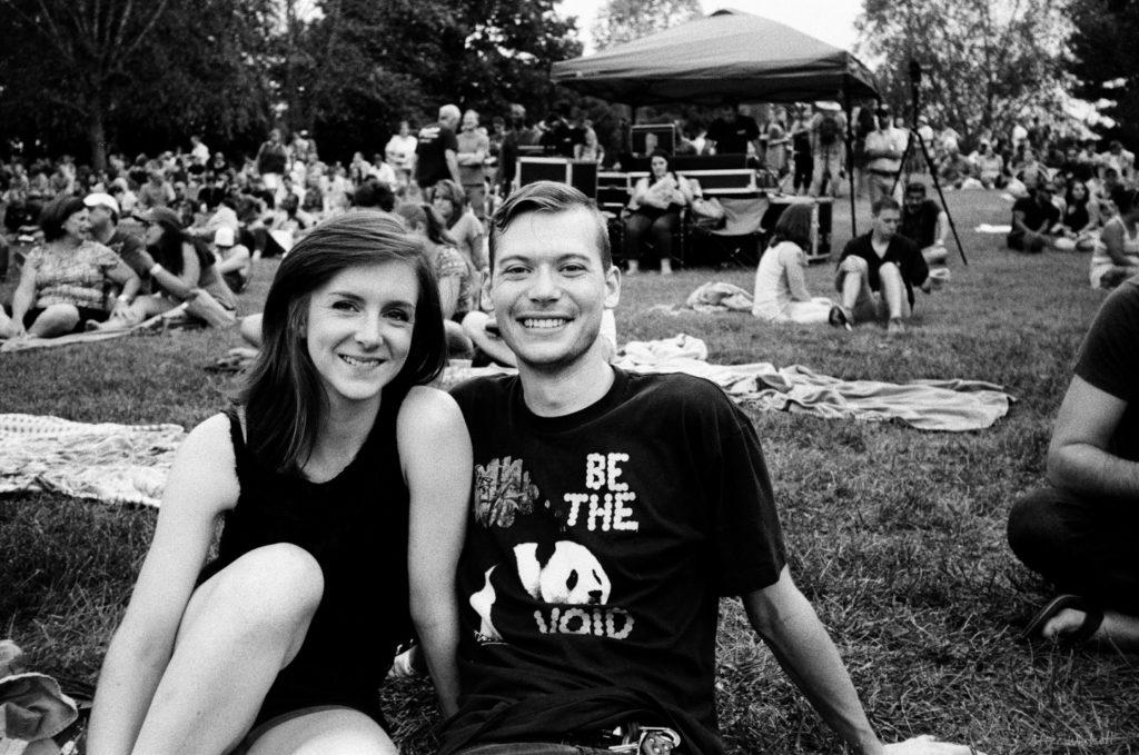 Maura & Dave | Analog-a-Go Go Music Fest