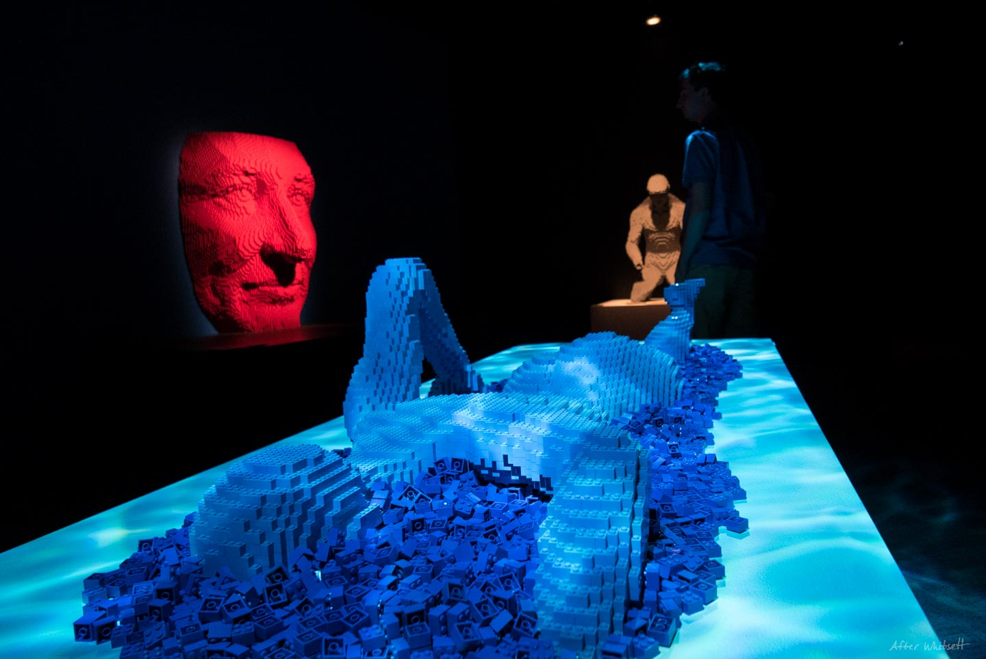 LEGOs as Art? Why You Can't Miss The Art of the Brick