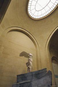 Victory Statue, Louvre, Paris